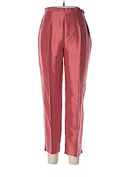 Josephine Chaus Silk Pants Size 10