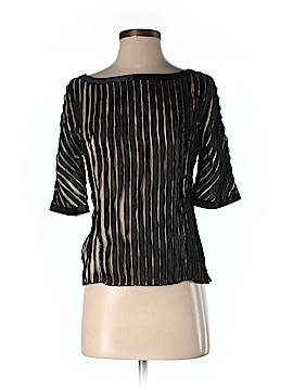 Saja Short Sleeve Silk Top Size S
