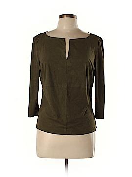 Max Studio 3/4 Sleeve Blouse Size L