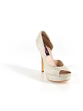 Betseyville By Betsey Johnson Heels Size 8