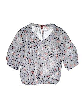 DMBM 3/4 Sleeve Blouse Size M