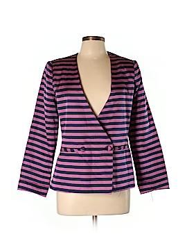 Corey Lynn Calter Silk Blazer Size 10