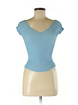 Komarov Short Sleeve Top Size S