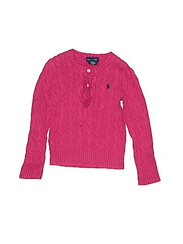 Ralph Lauren Pullover Sweater Size 5