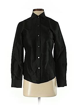 Harold's Long Sleeve Silk Top Size 2
