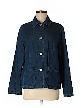 Jones New York Country Denim Jacket Size M