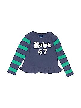 Ralph Lauren Long Sleeve Top Size 3T - 3