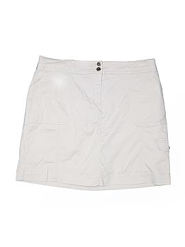 Karen Scott Casual Skirt Size 14 (Petite)