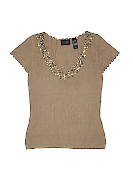 Studio by Liz Claiborne Silk Pullover Sweater Size S