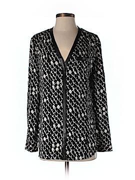 DKNY Long Sleeve Blouse Size S