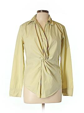 DKNY Long Sleeve Blouse Size 10