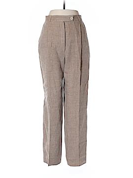 Bernard Zins Linen Pants Size 8