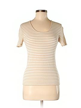 AKRIS for Bergdorf Goodman Short Sleeve Top Size 6