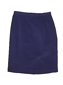 Travis Ayers Silk Skirt Size 10P