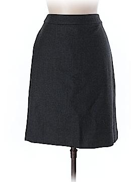 J. Crew Wool Skirt Size 12 (Petite)