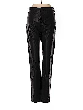 BDG Faux Leather Pants 25 Waist