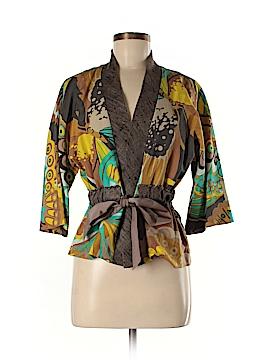 Trina Turk Silk Cardigan Size 4
