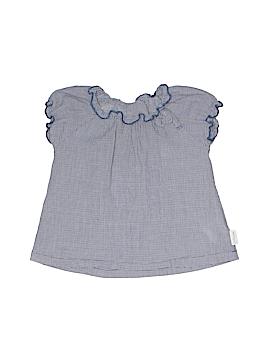 Jottum Short Sleeve Blouse Size 3-6 mo