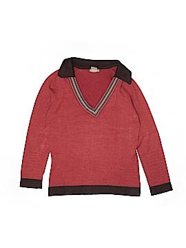 URCHIN Silk Pullover Sweater Size S