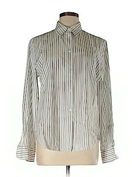 Loro Piana Long Sleeve Button-Down Shirt Size 50 (EU) (Plus)