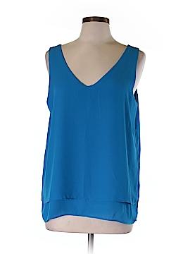 Donna Ricco Sleeveless Blouse Size L