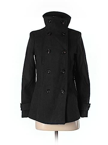 Thread & Supply Wool Coat Size S