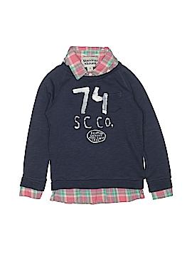 Scotch Shrunk Pullover Sweater Size 6