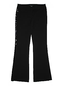 Heart Moon Star Dress Pants Size 4