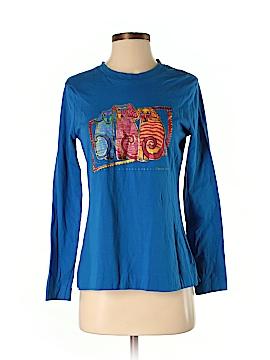 Laurel Burch Long Sleeve T-Shirt Size S
