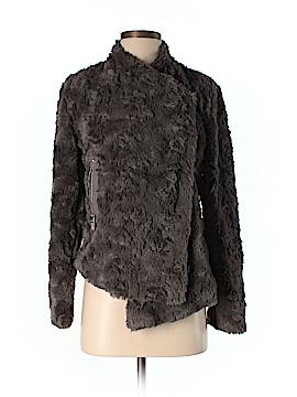 BB Dakota Faux Fur Jacket Size XS