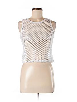 Nicki Minaj Sleeveless Blouse Size M