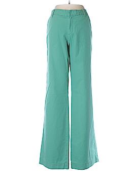 Gap Khakis Size 6 LONG