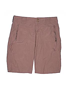Juicy Couture Khaki Shorts Size 8