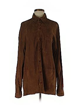 Folio New York Leather Jacket Size M