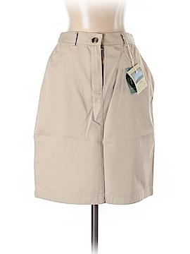 L.L.Bean Casual Skirt Size 4