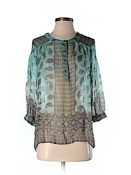 Gypsy 05 3/4 Sleeve Silk Top Size S