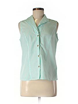 Jones New York Collection Sleeveless Blouse Size 6