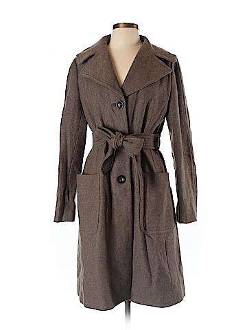 Banana Republic Wool Coat Size L