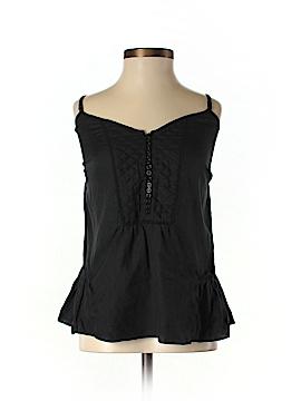Jack Wills Sleeveless Silk Top Size 4