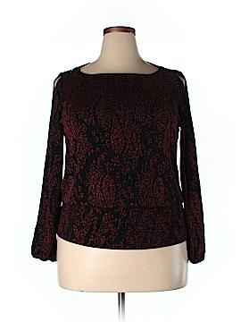 MSK Long Sleeve Top Size XL