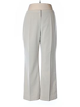 Le Suit Dress Pants Size 16 (Petite)