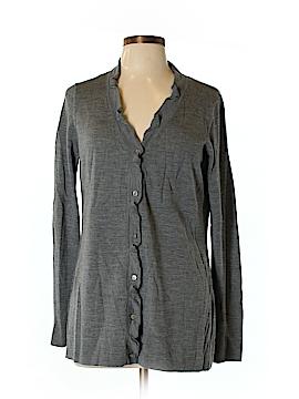 Elie Tahari for Nordstrom Wool Cardigan Size L