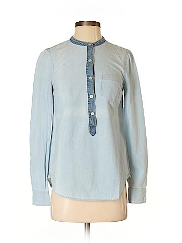 J. Crew Long Sleeve Button-Down Shirt Size 1