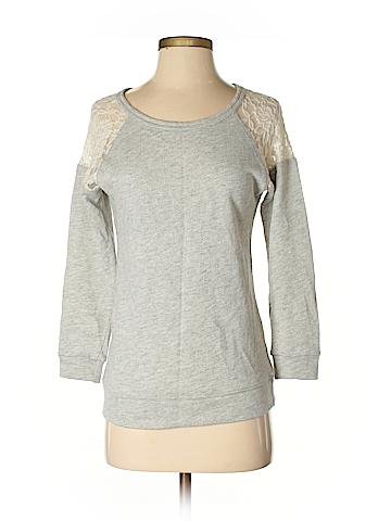 Monteau Sweatshirt Size S