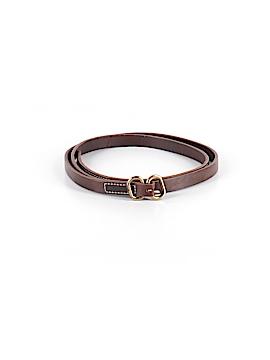 Lockheart Leather Belt Size Med - Lg