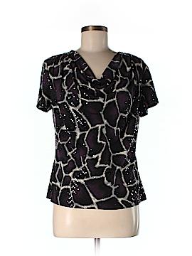 MSK Short Sleeve Top Size M