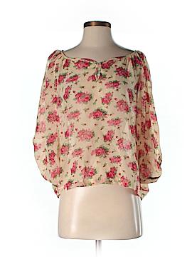 Akualani 3/4 Sleeve Blouse Size S