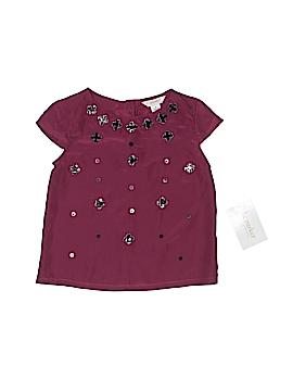 KC Parker Short Sleeve Blouse Size 6