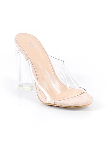 Unbranded Shoes Mule/Clog Size 38 (EU)