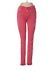 Moto Women Jeans 25 Waist